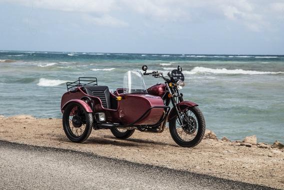 Motocicleta Sidecar Lucky 7 Vento