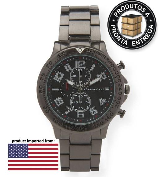 Relógio Aeropostale Chromo Style 5339 Masculino