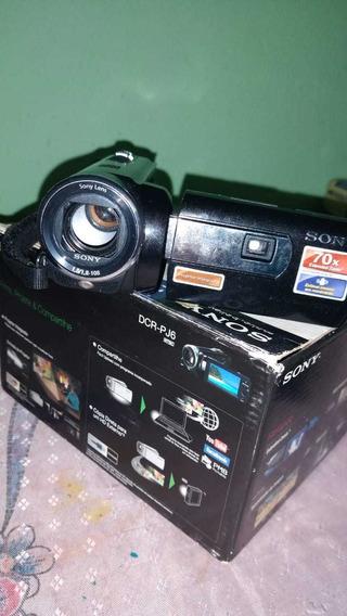 Câmera E Filmadora Sony Dcr-pj6