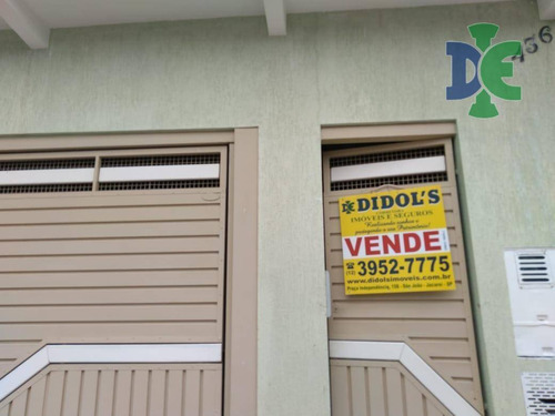 Sobrado Com 3 Dormitórios À Venda, 180 M² Por R$ 380.000,00 - Bandeira Branca - Jacareí/sp - So0156