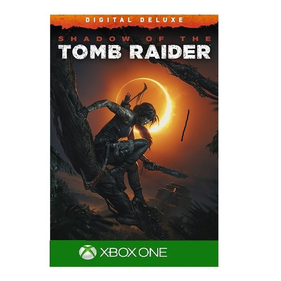 Shadow Of The Tomb Raider Envio Ja