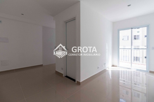 Imagem 1 de 19 de Lindíssimo Apartamento Em Condomínio Fechado No Bairro Vila Guilhermina. - 1303