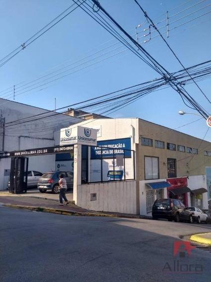 Ponto Para Alugar, 230 M² Por R$ 8.000/mês - Centro - Bragança Paulista/sp - Pt0029