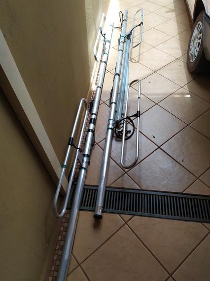 Antena Vhf Para Repetidora 148 A 162 Semi Nova