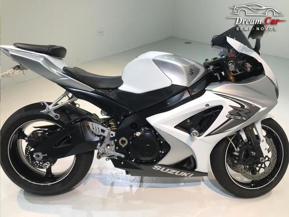 Suzuki Gsx-r 1000 Gp Srad Branco 2009