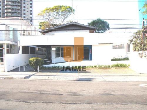 Loja Para Locação No Bairro Pinheiros Em São Paulo - Cod: Ja8380 - Ja8380