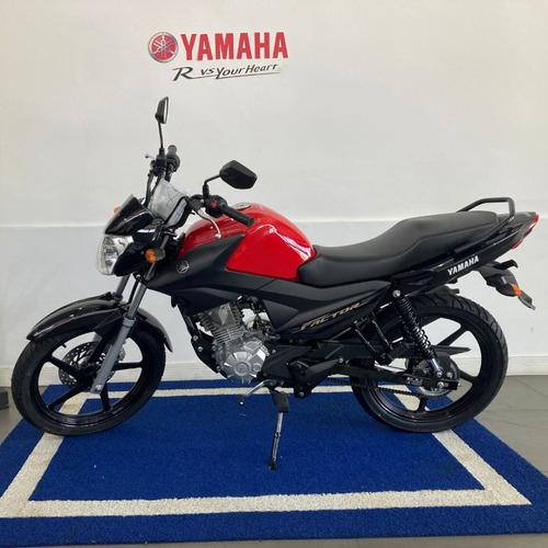 Imagem 1 de 4 de Yamaha Factor 125 Vermelha 2022