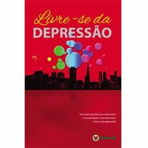Livro Livre-se Da Depressão (a Cura Da Depressão)