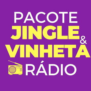 Pacote (dois Jingles +vinhetas Cantadas Para Rádio)