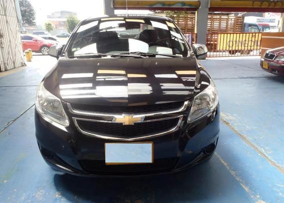 Chevrolet Sail Lt Negro 2017, 1.4cc, 31.000 Klm.
