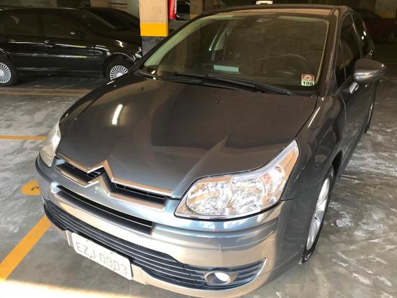 Citroen C4 Hatch 2012 2.0 Glx Flex Aut. 5p