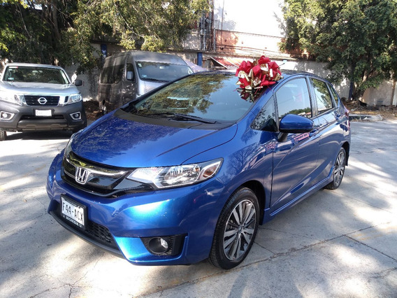 Honda Fit Hit Cvt 2015!! Unica Dueña!!servicios Agencia!!
