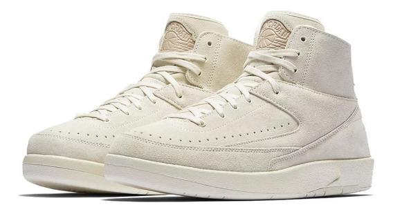 Tênis Nike Air Jordan 2 Retro Deconstructed Sail Basketball