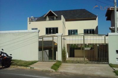 Casa Com 3 Dormitórios Para Alugar, 320 M² Por R$ 2.200/mês - Jardim Maria Helena - Nova Odessa/sp - Ca3180
