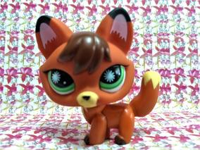 Raposa Fox #807 Littlest Pet Shop Littlelest Lps