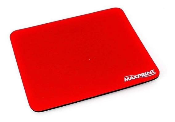 Pad Mouse Mini Maxprint Vermelho 603564 19613