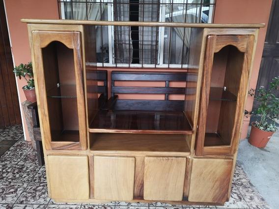 Mueble De Madera Guanacaste Mejor Material No Hay