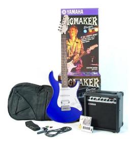 Guitarra Eléctrica Yamaha Erg112 Kit (nuevo)