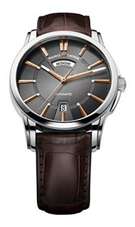 Maurice Lacroix Pontos Dia Del Hombre Fecha Reloj Automatico