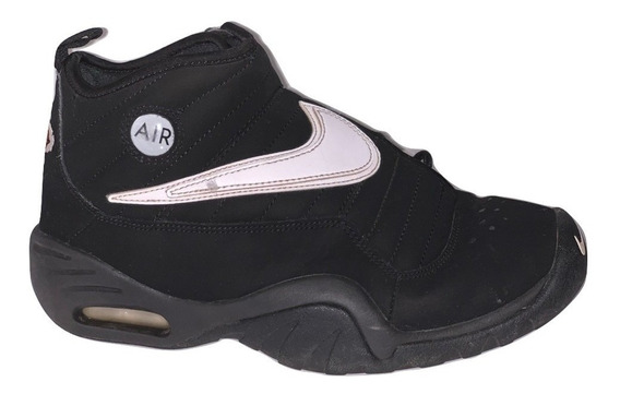 Nike Air Shake Ndestrukt Gs Aa2888-001 Preto Branco Bulls