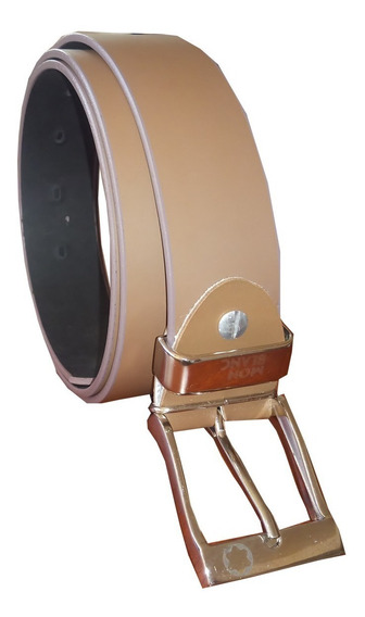 Cinturon De Moda Para Caballero Imitación De Piel Colores