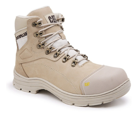 Bota Coturno Adventure Caterpillar Carteira + Cinto