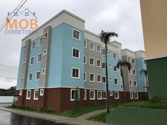 Apartamento Novo 2 Quartos Almirante Tamandaré - Valor Á Vista - Ap0377