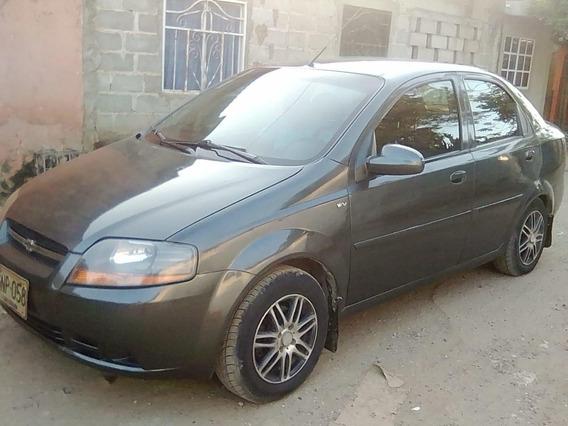Chevrolet Aveo Modelo 200 Excelente Condiciones