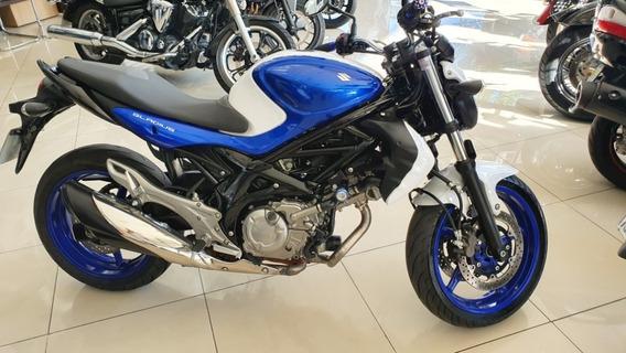 Suzuki Gladius 2015/2016