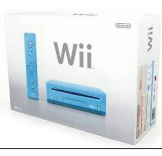 Nintendo Wii + Wii Mote + Nunchuck + Control + Mario Kart !