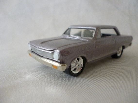 Johnny Lightning 1965 Chevy Nova Muscle Car - J P Cars