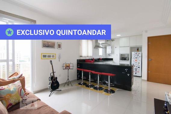 Apartamento No 6º Andar Mobiliado Com 1 Dormitório E 2 Garagens - Id: 892958541 - 258541