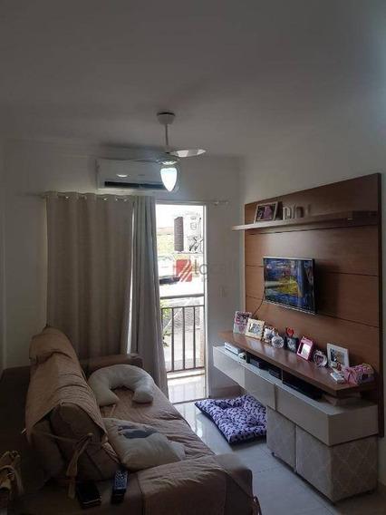 Apartamento Com 1 Dormitório À Venda, 40 M² Por R$ 170.000 - Jardim Vivendas - São José Do Rio Preto/sp - Ap1999