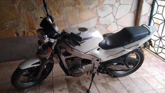 Moto Cbr 450sr, A Melhor E Mais Bonita, Motor Stander