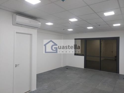Imagem 1 de 6 de Sala Em Centro  -  São Bernardo Do Campo - 6262