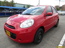 Nissan March Sr Mt 1600cc 2ab