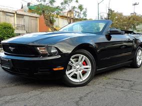 Ford Mustang V6 Equipado Convertible Mt