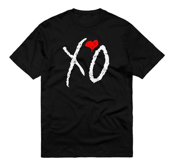Playera Xo The Weeknd