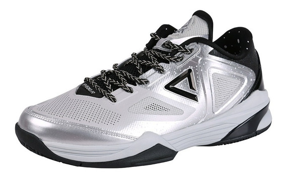Zapatillas Basquet Peak Tp 9 Iii Low Cut E61323a