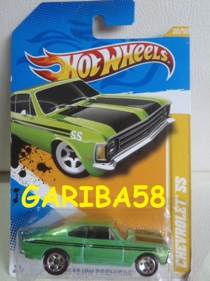 R$30 No Lote Hot Wheels Chevrolet Opala Ss 2012 Gariba58