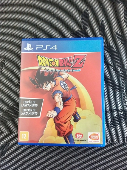Jogo Playstation 4 Dragon Ball Z Kakarot - Usado