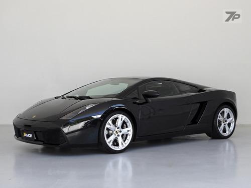 Lamborghini Gallardo 5.0 Coupé V10 40v Gasolina 2p E-gear