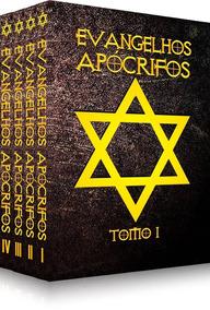 4 Livros Evangelhos Apócrifos Evangelho Gnóstico De João