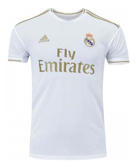 Camisa Real Madrid Nova 19/20 Pronta Entrega 12x S/juros