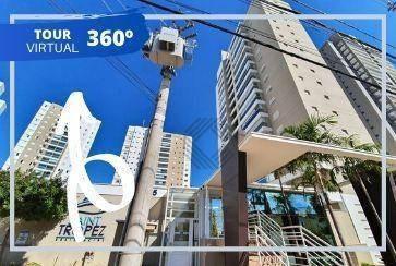 Apartamento Espetacular Novo Com 3 Suítes/, Completo De Modulados E Acabamento Diferenciado Para Venda, 175 M² - Parque Campolim - Sorocaba/sp - Ap8588