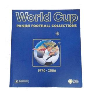 Album Coleccion World Cup 1970 - 2006 Panini Bh Trade Market