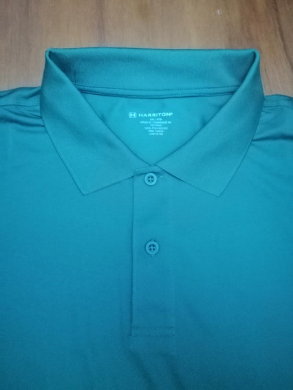 Playera Tipo Polo 3xl