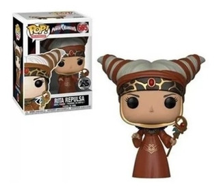 Funko Pop - Rita Repulsa 665 - Power Rangers
