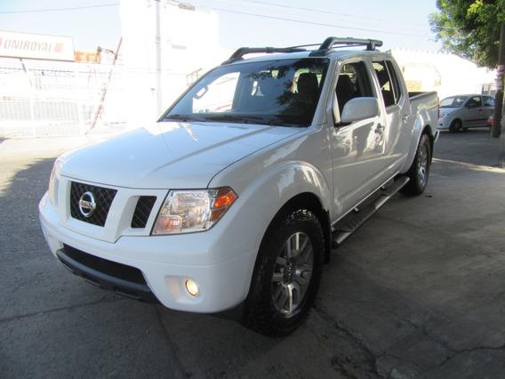 Nissan Frontier 2012 Pro-4x Crew Cab