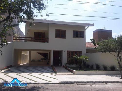 Imagem 1 de 19 de Sobrado Residencial À Venda, Jardim Aquárius, São José Dos Campos - So1378. - So1378